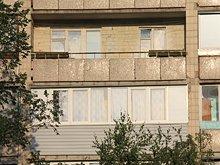 Утепление балкона фото после ремонта