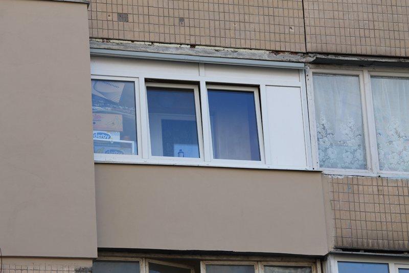 Фото балконов, лоджий до и после ремонта ск комфорт.