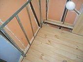 Утепление балкона по парапету