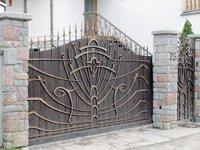 Заказать кованые ворота