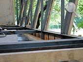 Сварочные работы балкона