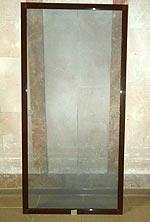 москитная сетка на окно коричневая фото