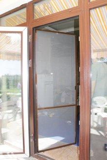 Москитные двери фото