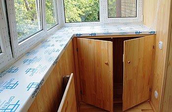 Шкафы на балкон со скидкой 20 %