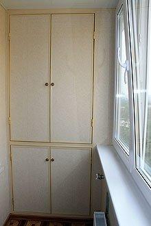 Шкафы на балкон киев