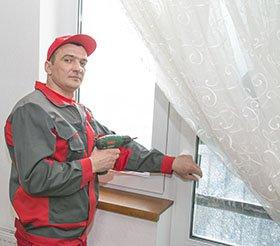 цены на ремонт балконных дверей