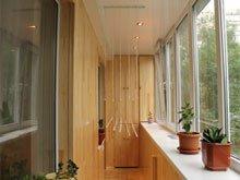 Шкафы на балконе