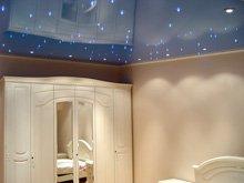 Подвесной потолок с встроенным светом фото работ СК Комфорт