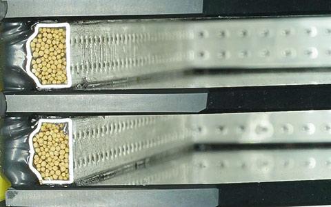 стеклопакет в разрезе, фото СК Комфорт 2021