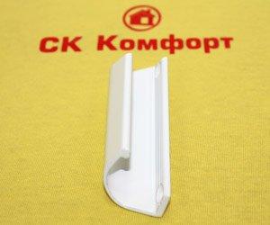 Ручка на балконную дверь наружная фото СК Комфорт