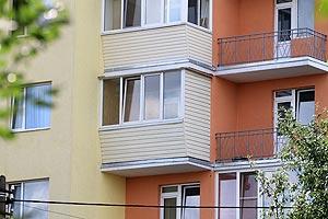 Балкон под ключ, фото-смета на ремонт в доме-новостройке от .