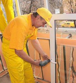 Дополнительный ремонт пластиковых окон