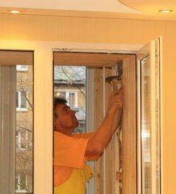 Цены на ремонт пластиковых окон, стоимость установки окон в .