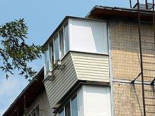 заказать ремонт балкона