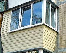 балкон в панельной хрущевке