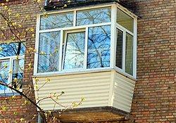 Серия дома сталинка. размеры балкона - ск комфорт.