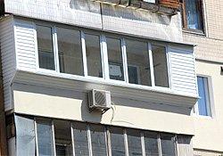 балкон в 96 серии дома