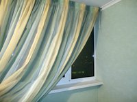 Обшивка балкона влагостойким гипсокартоном