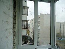Застеклить балкон фото