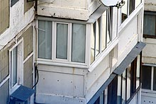 Балкон АППС Киев