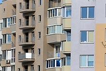 Новостройка балкон