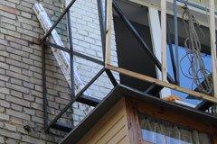 Вынос балкона по полу фото ск комфорт